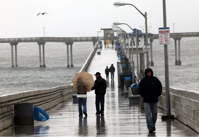 Southern California Trenched In 6th Day Of Rainfall