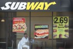 Why Subway's Sales are Falling Fast