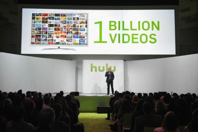 A Hulu press conference