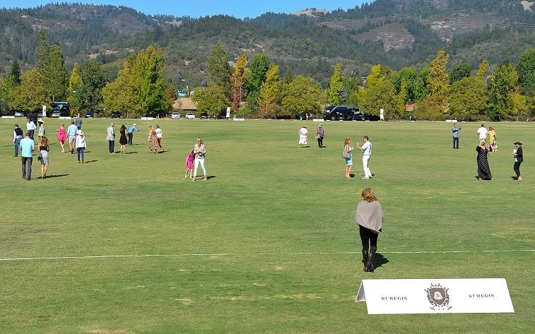 St. Regis Hosts Inaugural St. Regis Polo Cup In Sonoma Valley