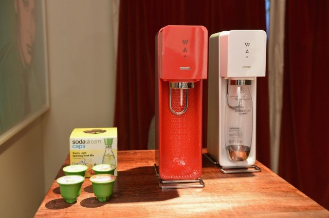Mike Coppola/Getty Images for SodaStream