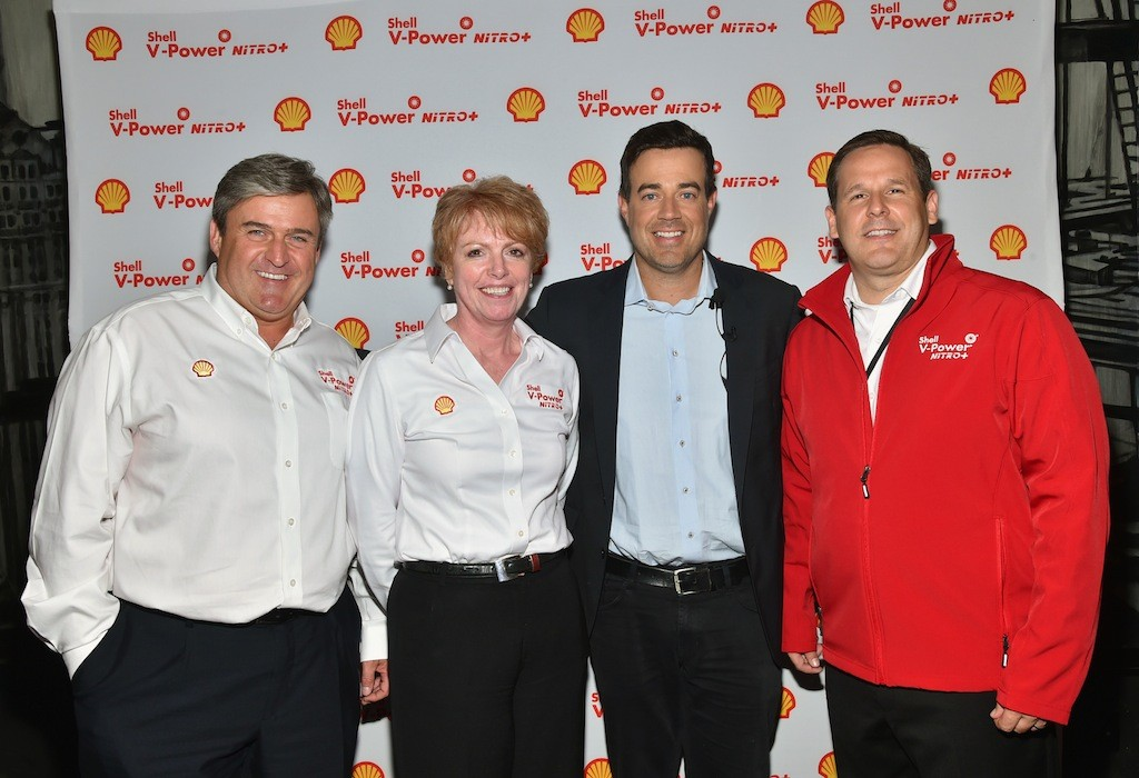 Mike Coppola/Getty Images for Shell