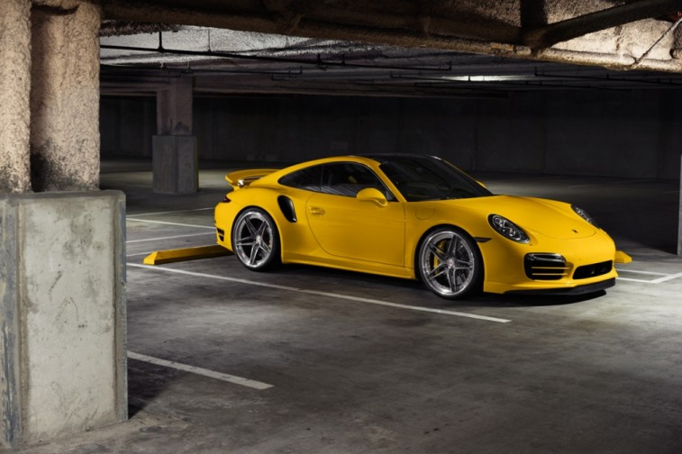 Forged HRE wheels