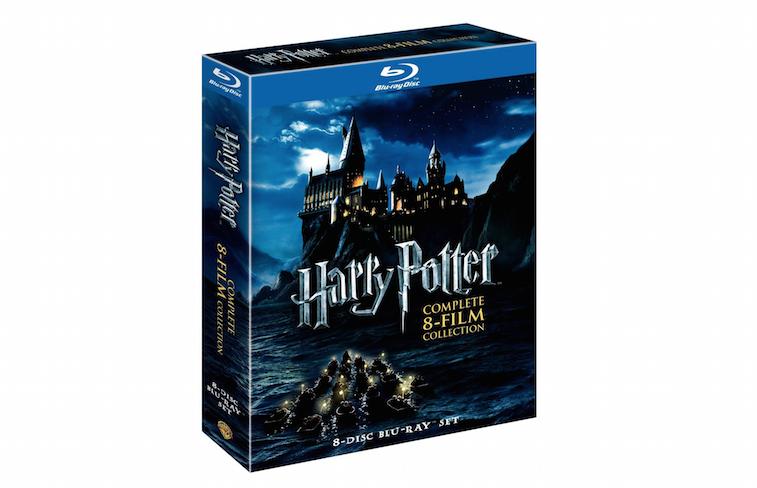 Harry Potter DVDs
