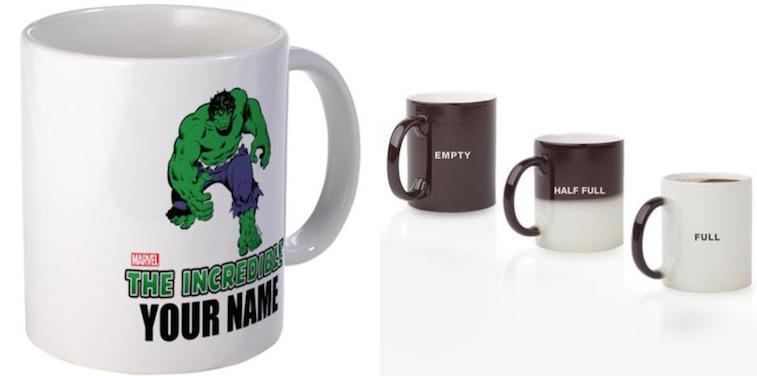 Hulk Mug