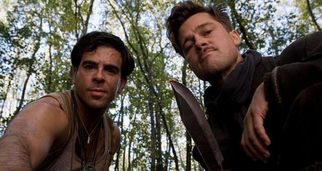 Inglorious Basterds - Quentin Tarantino, Brad Pitt, Eli Roth