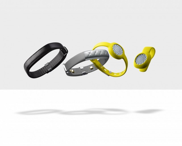 Jawbone UP family of wearable devices
