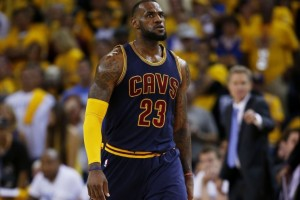 Ranking LeBron James' NBA Finals Appearances
