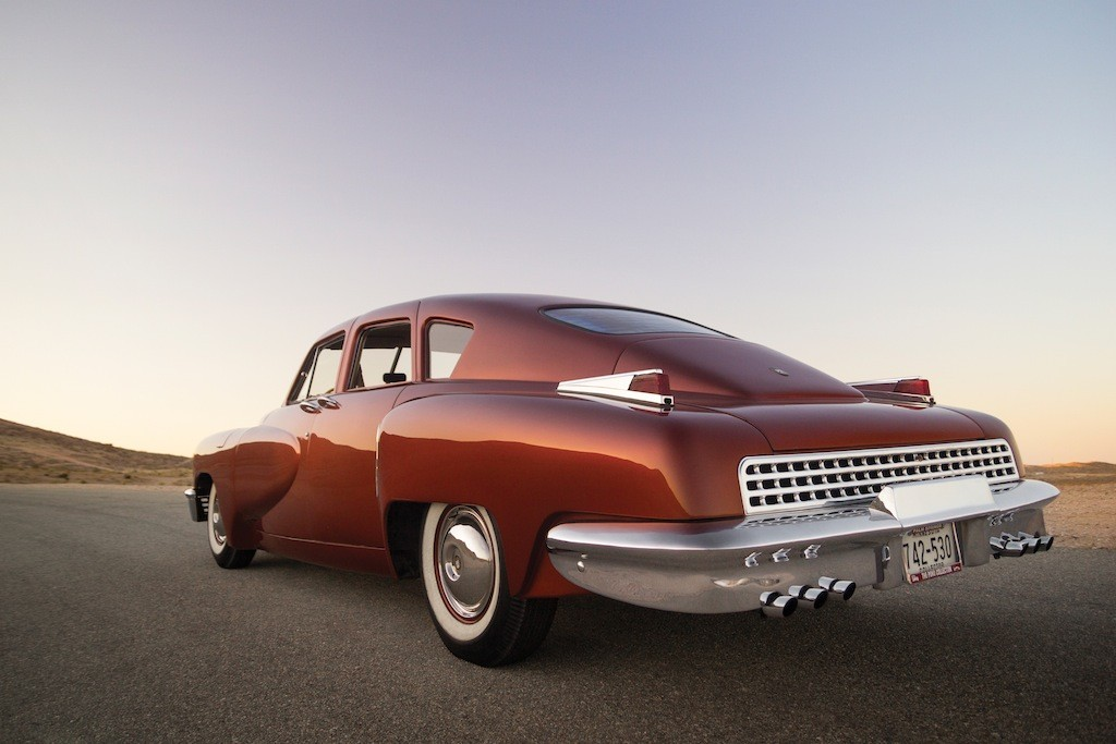 The tucker 48 the greatest car that ever could have been for Best american classic cars