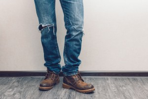 8 Steps to Fixing Your Ripped Jeans