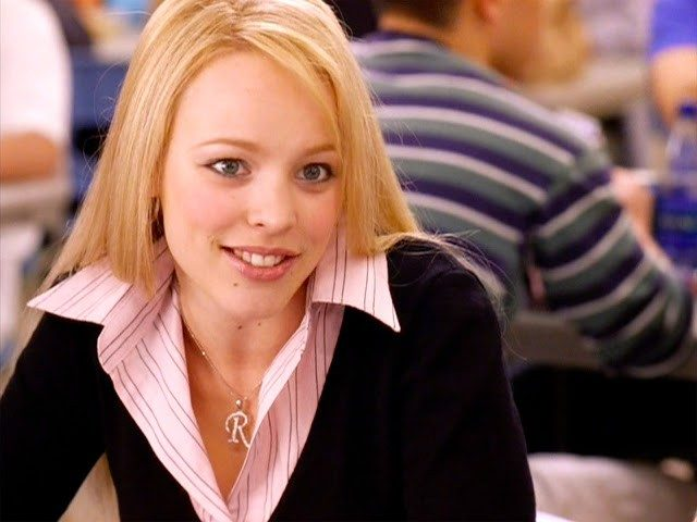rachel mcadams mean girls