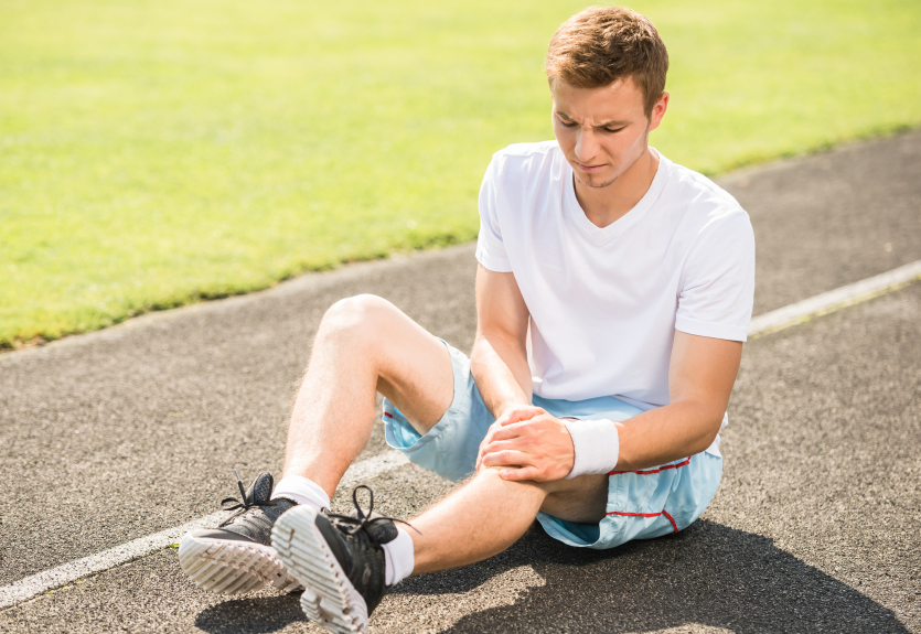 When should you start to worry about injuries?