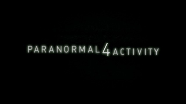 Paranormal Activity 4 - Paramount