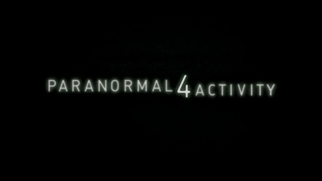 Paranormal Activity 4 - Paramount