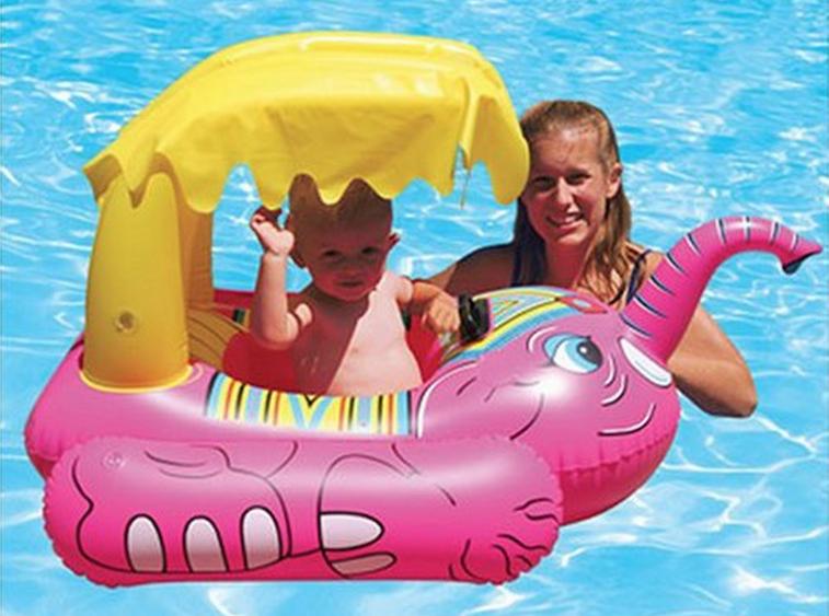 Pool elephant