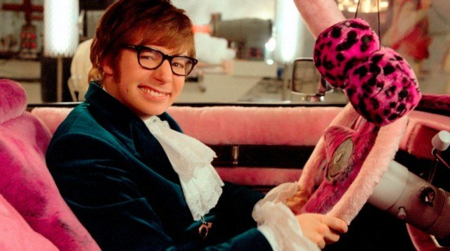 Mike Myers in 'Austin Powers: International Man of Mystery'