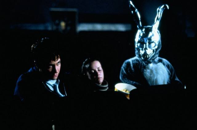 Frank the Bunny in cult classic Donnie Darko