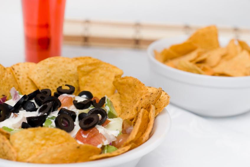 Layer Bean Dip Food Network