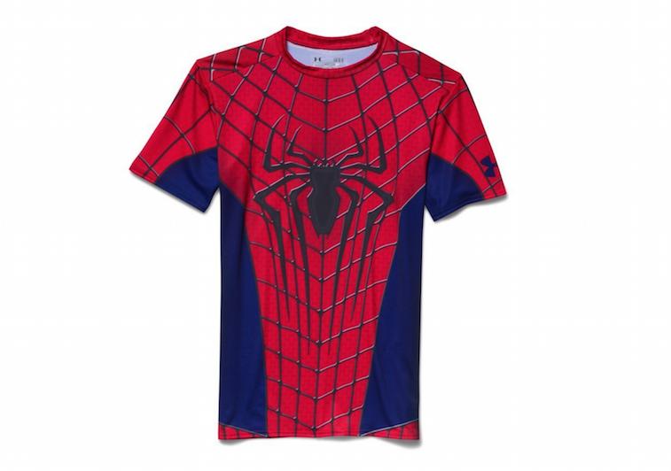 Spider Man Under Armour