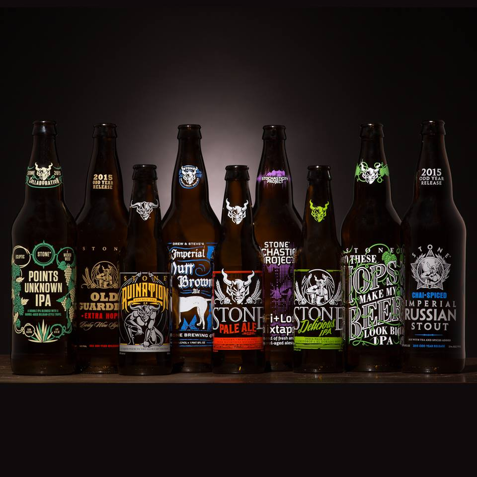 Source: Stone Brewing Co. official Facebook page