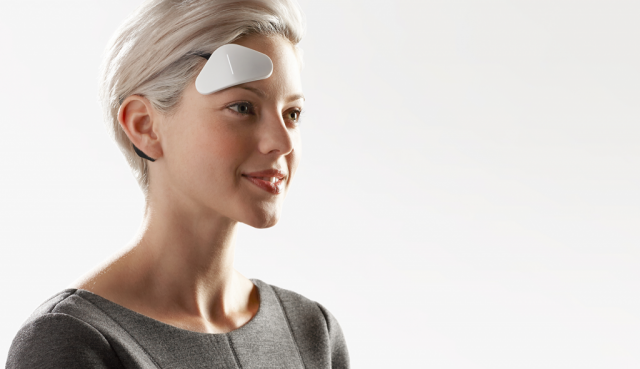 Thync neurosignaling headset wearable device