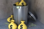 10 Ways That Too Many People Throw Money Away