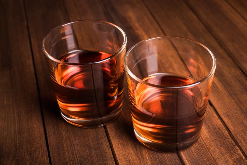 Whiskey drinks