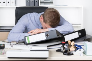 5 Ways the Office Is Sabotaging Your Health
