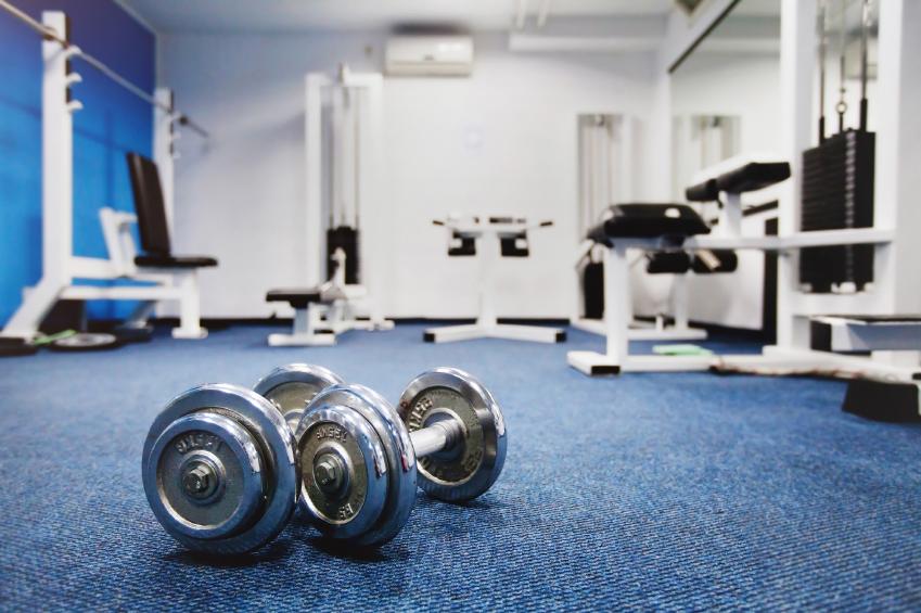 fitness center, gym