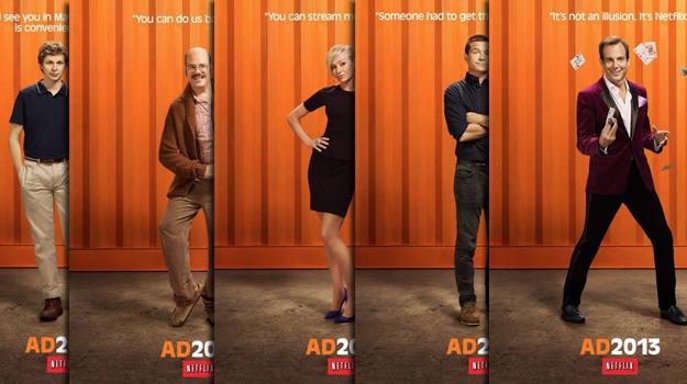 Arrested Development - Season 4, Netflix
