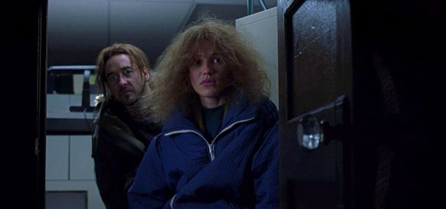 John Cusack and Cameron Diaz in 'Being John Malkovich.'