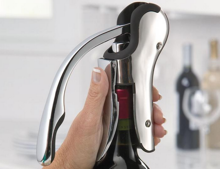 How To Use An Old Fashioned Wine Opener