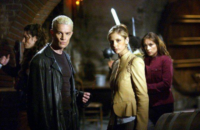 Sarah Michelle Gellar in 'Buffy the Vampire Slayer.'