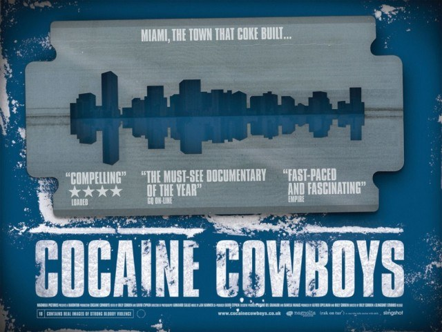 Cocaine Cowboys logo