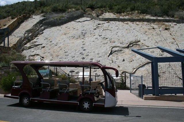 Dinosaur Ridge, Colorado