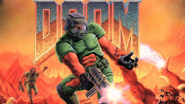 Cover art for 'Doom'
