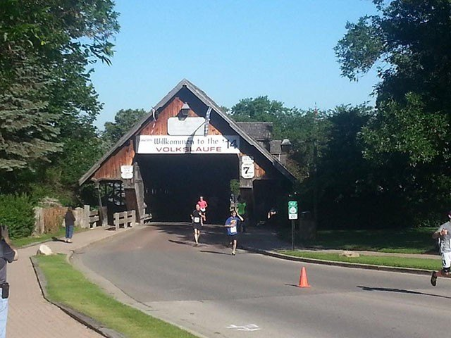 Frankenmuth, Michigan 4th of July race