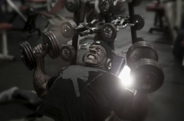 scene from Generation Iron