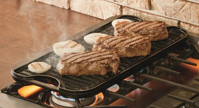 grill, griddle