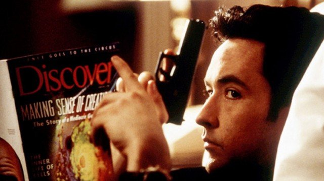 John Cusack in 'Grosse Pointe Blank.'