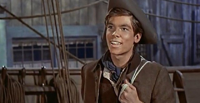 'Johnny Tremain.'