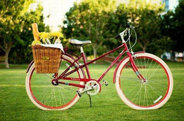 Kimpton Hotel bike