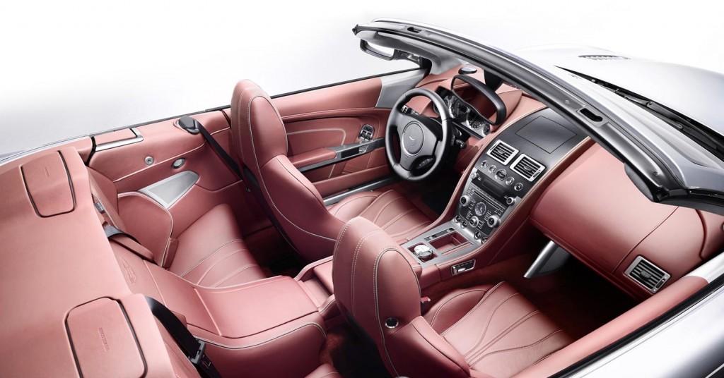 Aston Martin car