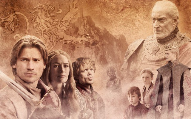 Lannisters - Game of Thrones