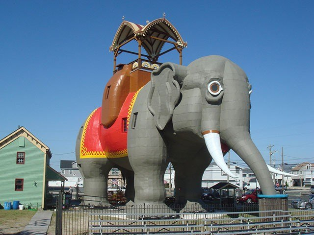 Lucy the Elephant, New Jersey