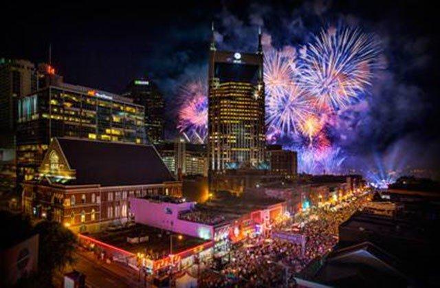 Nashville 4th of July