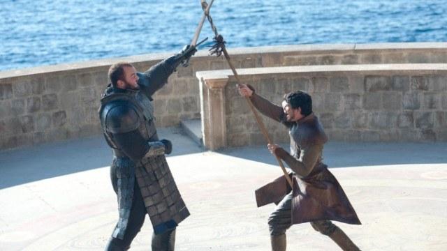 Oberyn Martell Death - Game of Thrones