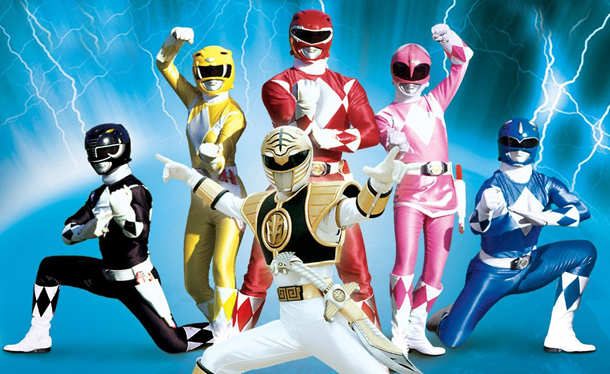 Power Rangers Reboot Movie