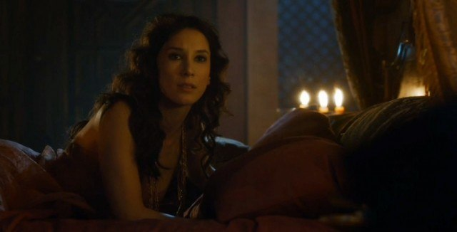 Shae in Game of Thrones