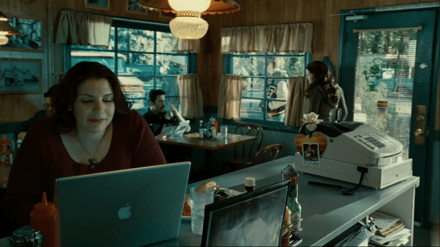 Stephenie Meyers in 'Twilight'